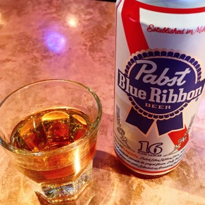 Typically, when I talk about PBR, I'm talking about a beer and a shot - but in this case, it's more like a beer and an entire freakin' musical festival.
