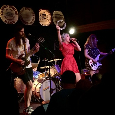 Tacocat at Mississippi Studios.